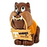 Tennessee Volunteers NCAA Bulldog Holding Sign Figurine at Amazon.com