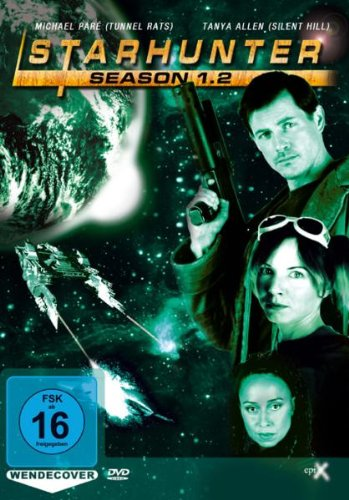 Starhunter - Season 1.2 [2 DVDs]