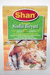 Shan Sindhi Biryani Mix(2.2oz., 65g)