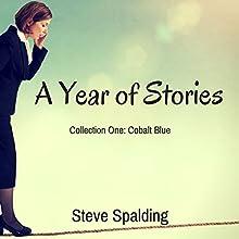 A Year of Stories: Cobalt Blue | Livre audio Auteur(s) : Steve Spalding Narrateur(s) : James Moors