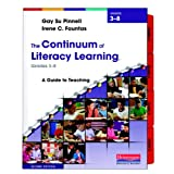 The Continuum of Literacy Learning, Grades 3-8: A Guide to Teaching price comparison at Flipkart, Amazon, Crossword, Uread, Bookadda, Landmark, Homeshop18