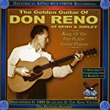 echange, troc Don Reno - Golden Guitar of Don Reno