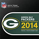 Turner - Perfect Timing 2014 Green Bay Packers Box Calendar (8051202)