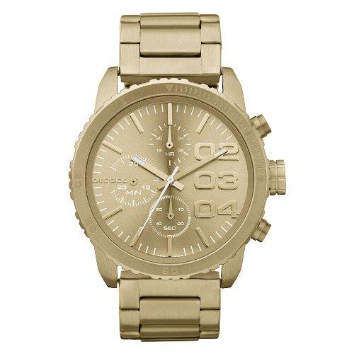 Diesel Damen-Armbanduhr Chronograph Quarz Edelstahl DZ5302