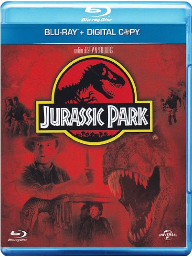 Jurassic Park (+digital copy) [Blu-ray] [IT Import]