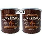 Wonderslim Wondercocoa Powder, 6-Ounce Cans (Pack of 2)