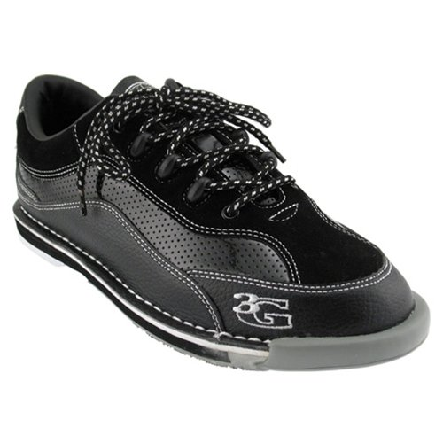 Buy 900 Global Sport Deluxe Black Bowling Shoes-Right Hand B0050C6174