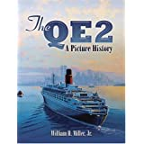 The QE2: A Picture History (Dover Maritime) ~ William H. Miller