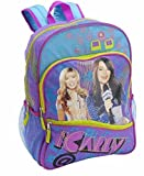 iCarly Curved-Pocket Backpack - Purple and Blue 16