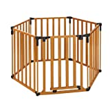 Superyard 3 in 1 Wood Gate