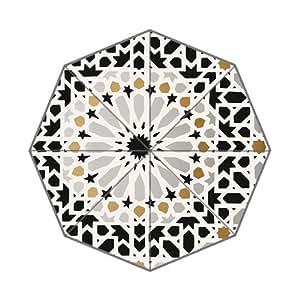 Amazon.com: Latest Colorful Trellis Moroccan Mandala Medallion Damask