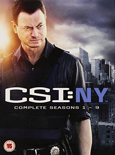 CSI New York: The Complete Collection [DVD] [Edizione: Regno Unito]