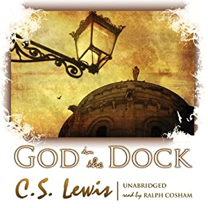 God in the Dock Audiobook
