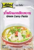 Thai Green curry paste (50g by Lobo)