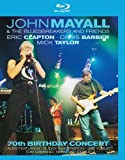 70th Birthday Concert [Blu-ray] [Import]