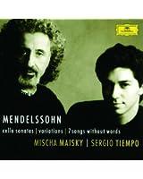 Mendelssohn: Cello Sonatas; Songs Without Words