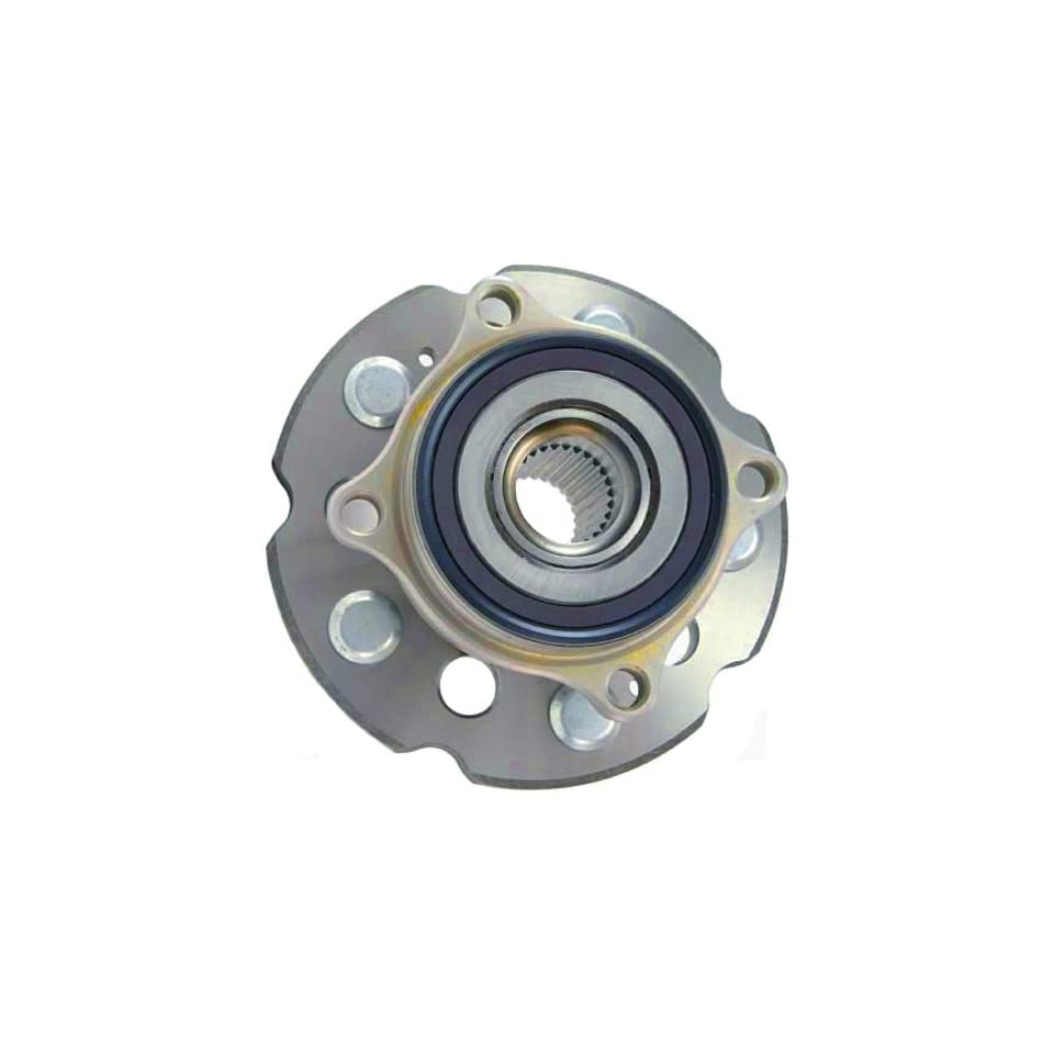 WJB WA512342   Rear Wheel Hub Bearing Assembly   Cross Reference Timken HA590229 / Moog 512342 / SKF BR930728