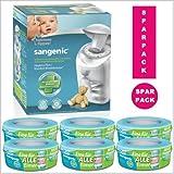 "Sangenic Windeltwister MK4 Hygiene Plus+ Windeleimer inkl. 6 Nachf�llkassettenvon ""Rotho"""