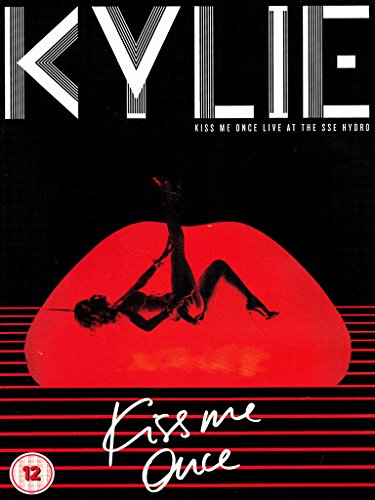Kylie Minogue - Kiss me once - Live at the SSE Hydro(DVD+2CD)