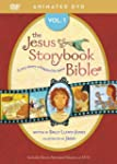 Jesus Storybook Bible Animated Dvd Vol 1