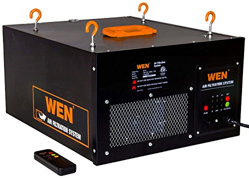 WEN-3410-3-Speed-Remote-Controlled-Air-Filtration-System