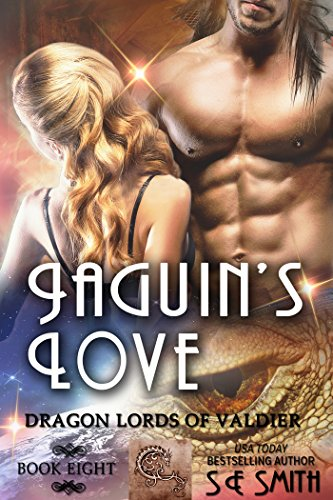 Sara is is no longer on Earth and struggles to come to terms with her new life. Jaguin, is just the dragon shifter to help her through it…  Jaguin's Love: Dragon Lords of Valdier Book 8 by S.E. Smith