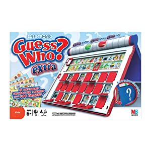 Electronic Guess Who?  Extra Game