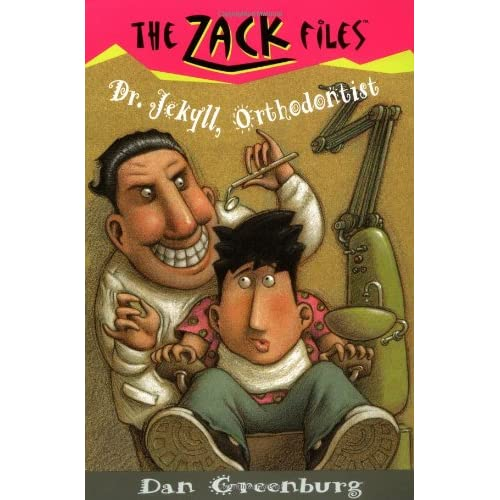 Zack-Files-05-Dr-Jekyll-Orthodontist-Greenburg-Dan-Author-Davis-Jack-E