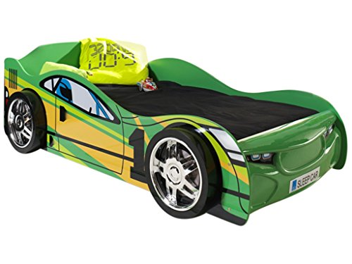 Emob Lit voiture Eco Green Speeder