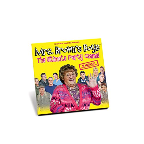 Paul Lamond Mrs Brown's Boys Party Game