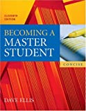 Becoming A Master Student: Concise: Text (Master Student Guide) deals and discounts