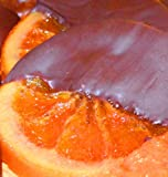 Ilze's Chocolat Caramelised Orange Slices Dipped in Dark Chocolate - 3 pieces