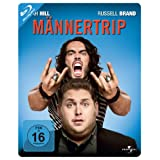 "M�nnertrip - Steelbox [Blu-ray]von ""Russell Brand"""
