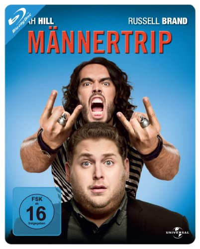 Männertrip - Steelbox [Blu-ray]