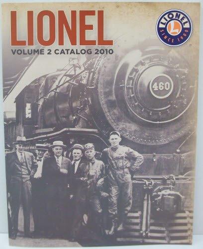 Lionel 2010 Volume 2 Product Catalog - 1