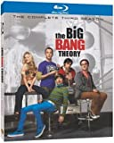 51ykGjvW3yL. SL160  The Big Bang Theory: The Complete Third Season (Special 3 Disc Blu ray Edition) [Blu ray] Reviews