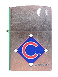 Chicago Cubs Zippo Lighter