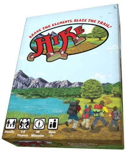 Hike Card Game