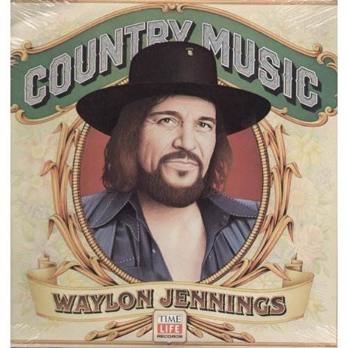 Waylon Jennings: Country Music [Vinyl LP] [Stereo] cover
