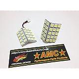 AMC ステップワゴン RK RG RK1,RK5,(スパーダ対応) LEDスライドドアランプ 150点発光 カーテシ フットランプ LEDルームランプ 白 SPADA対応