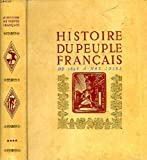 img - for De 1848   nos jours (histoire du peuple fran ais tome IV) book / textbook / text book