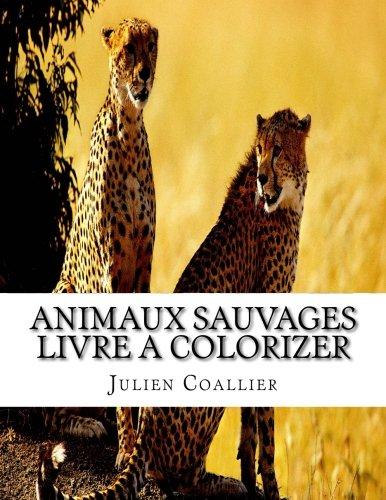 animaux-sauvages-livre-a-colorizer