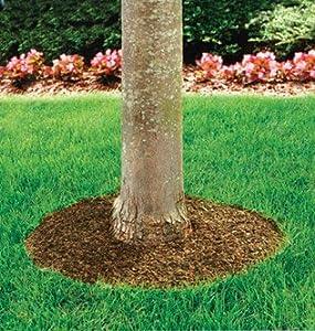Amazon Com 60 Quot Tree Ring Mulch Mat Large Tree Mulch