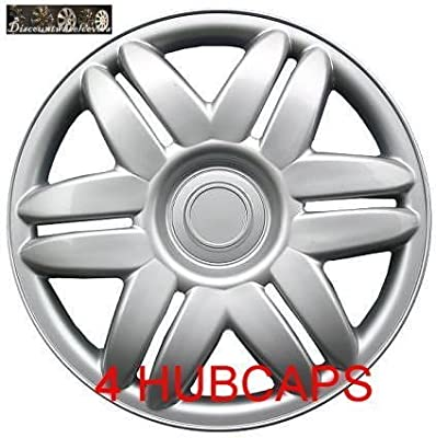 "15"" Set of 4 Hubcaps 2000 2001 Toyota Camry Wheel Covers Design Are Universal Hub Caps Fit Most 15 Inch Wheels"