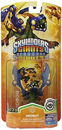 Skylanders Giants: Single Character Pack Core Series 2 Drobot