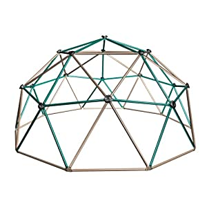 Lifetime Geometric Dome Climber Play Center (Earthtone)