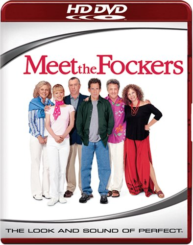 Cover art for  Meet the Fockers [HD DVD]