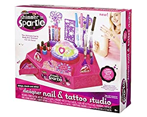 Cra-Z-Art Shimmer and Sparkle Designer Nails/ Body Art Studio