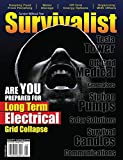 img - for Survivalist Magazine Issue #17 - Long Term Collapse of the Elecrtical Grid book / textbook / text book