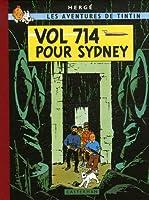 Les Aventures de Tintin : Vol 714 pour Sydney : Edition fac-similé